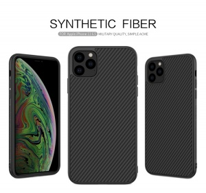 "Ốp dẻo carbon Nillkin FIBER iPhone 11 (6.1"")"